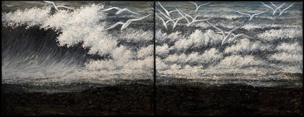 Ararat Petrossian - Paintings in Picardie