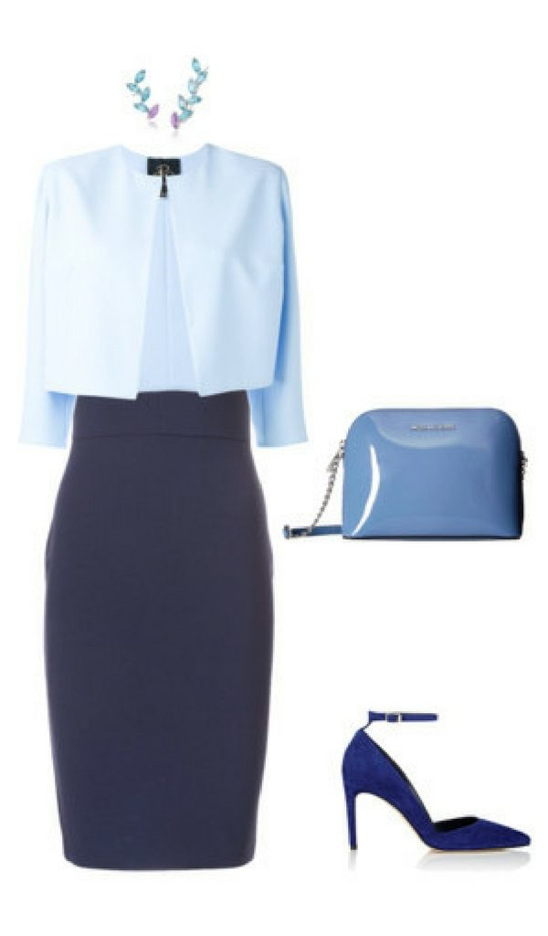 Aithne - Practical Day Evening Outfit Idea