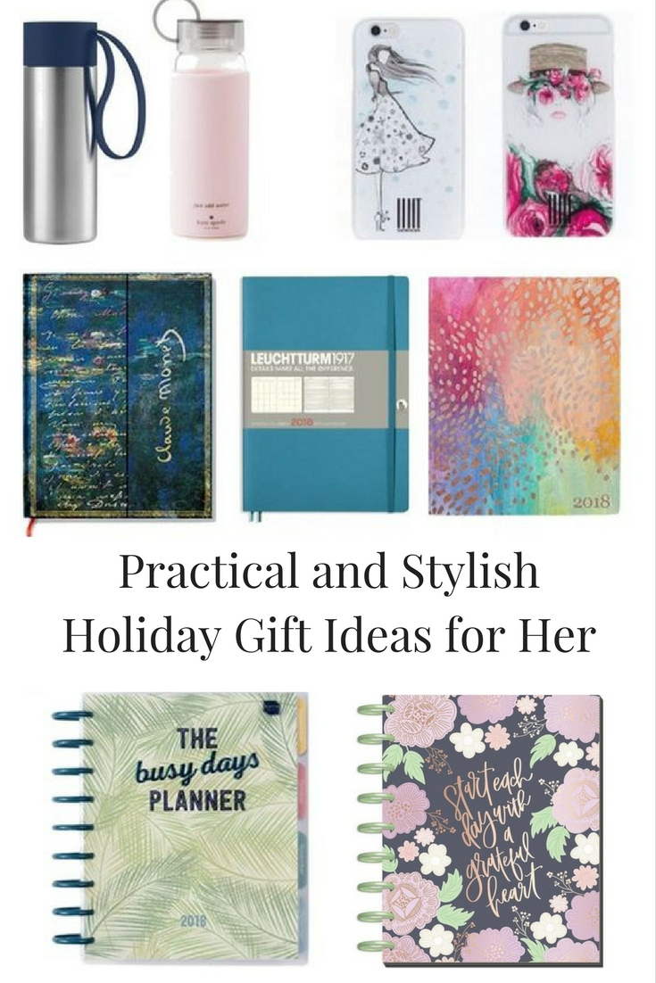 Practical and Stylish Holiday Gift Ideas for Her