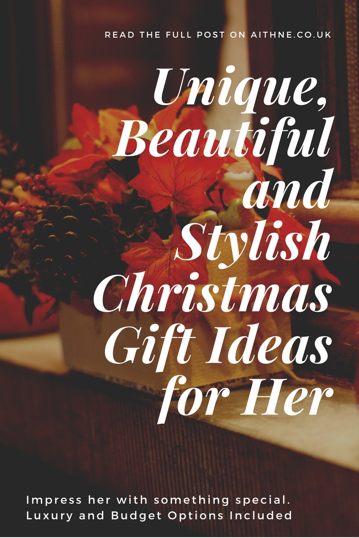 Unique Practical and Stylish Gift Ideas for Women