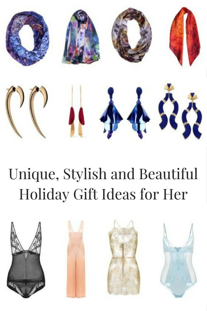 Unique Sensual and Stylish Christmas Gift Ideas for Women