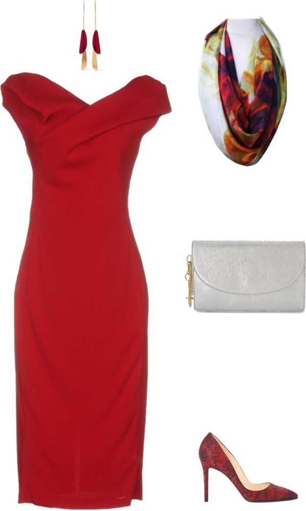 Aithne - Trendy and Traditional Christmas Party Outfit Ideas