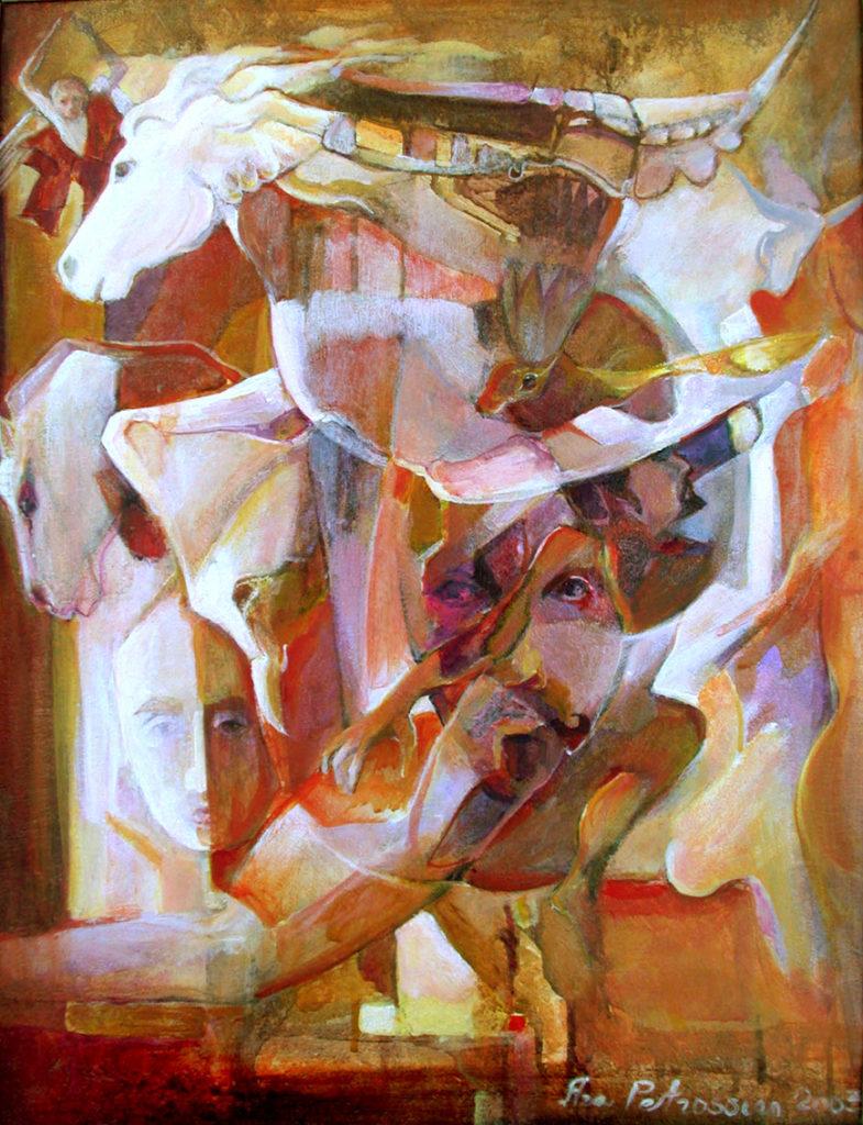Tale by Ararat Petrossian