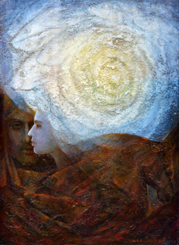 Allegorie by Ararat Petrossian
