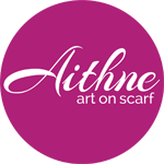 Art on Scarf - Logo