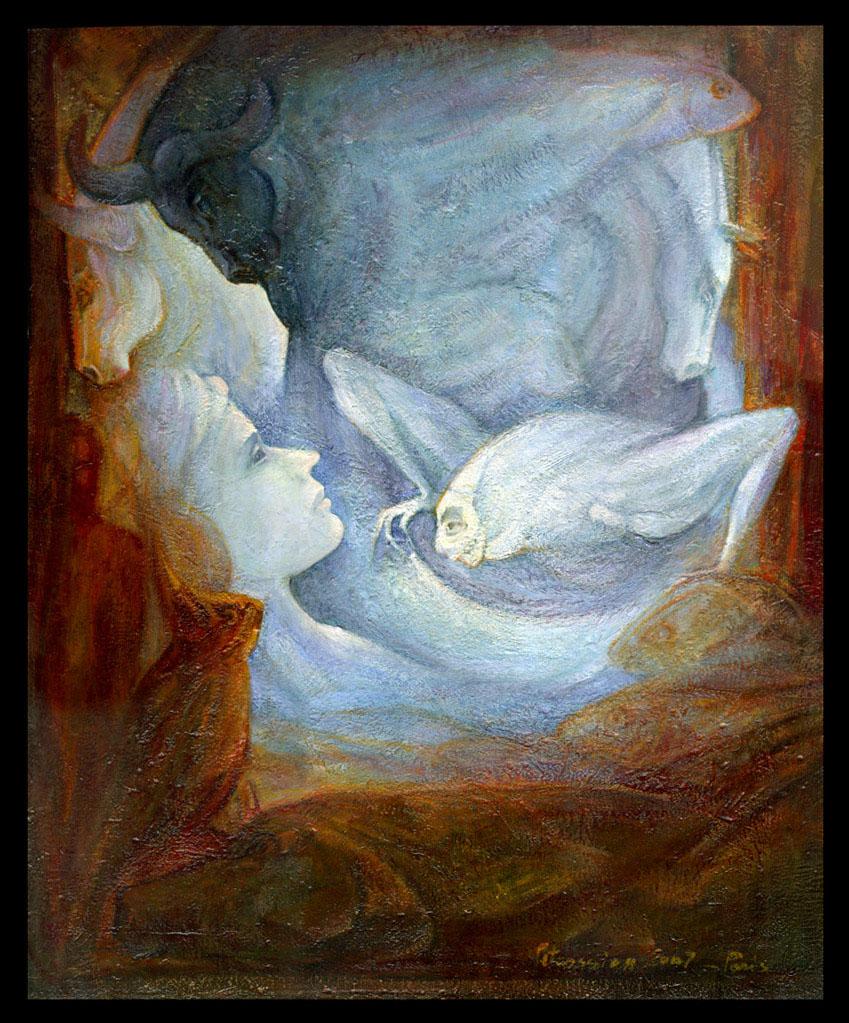 Fantasy by Ararat Petrossian