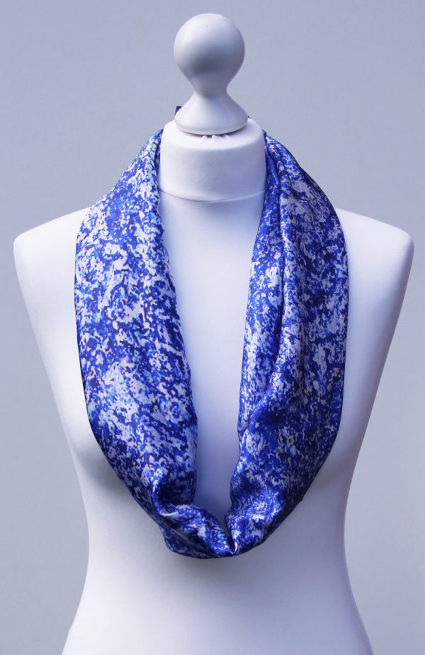 Aithne - Silk Scarf Constellations1