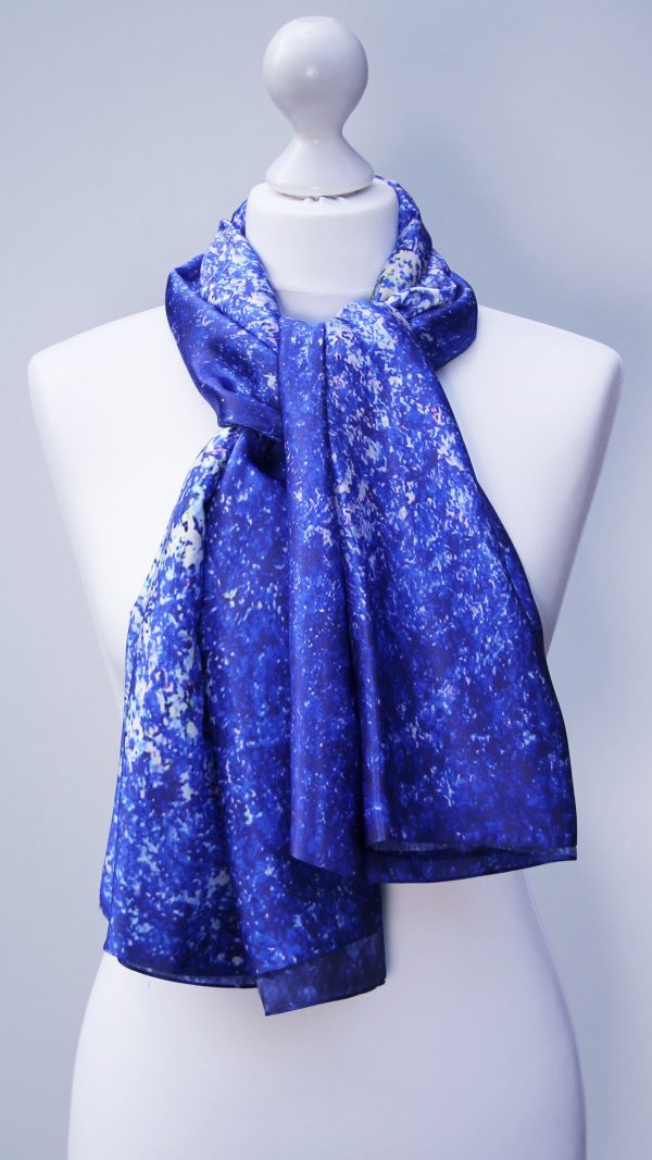 Aithne - Silk Scarf Constellations2