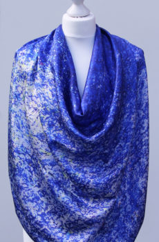 Aithne - Silk Scarf Constellations3