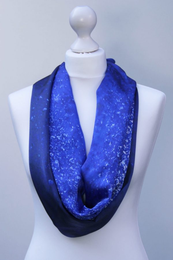 Aithne - Silk Scarf The Milky Way1