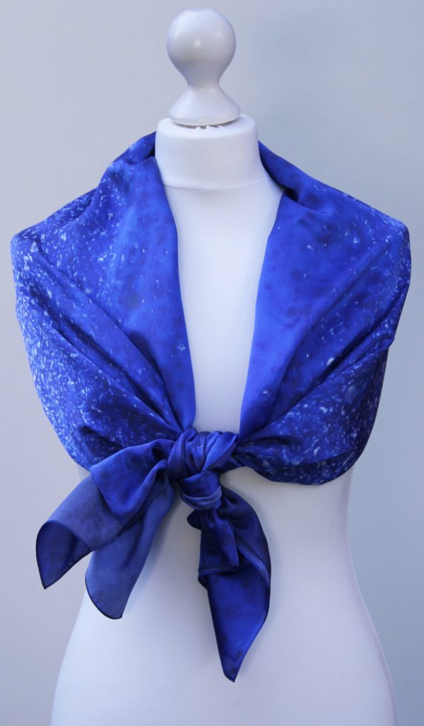 Aithne - Silk Scarf The Milky Way4