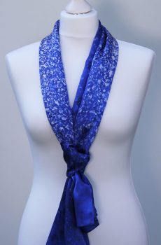Aithne - Silk Scarf The Milky Way5