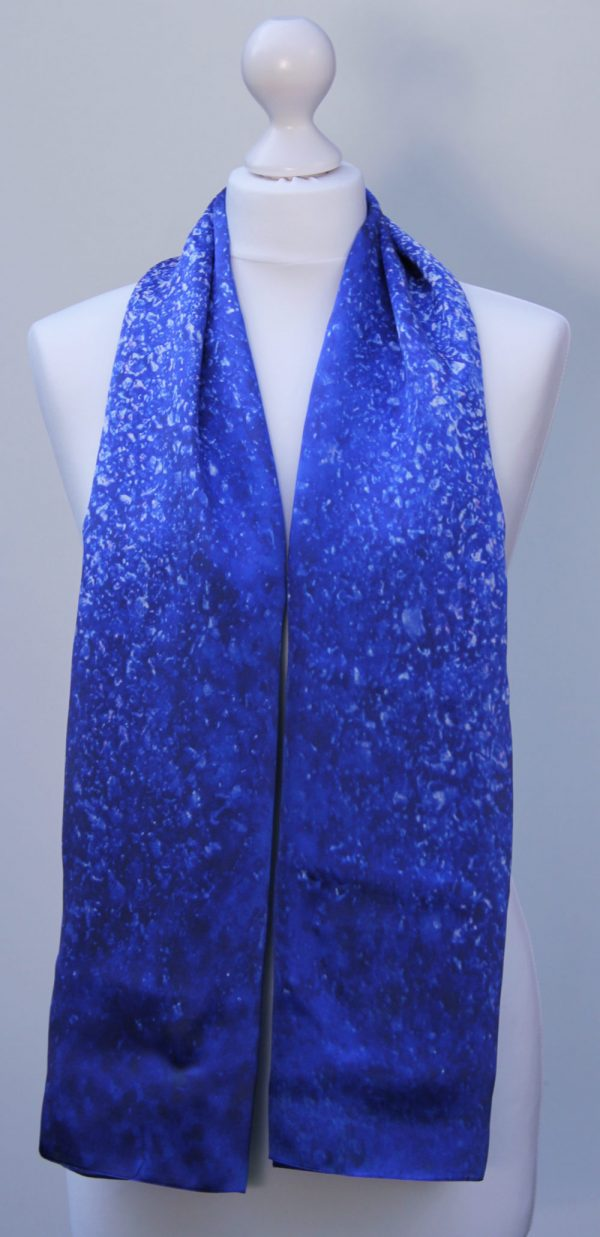 Aithne - Silk Scarf The Milky Way6