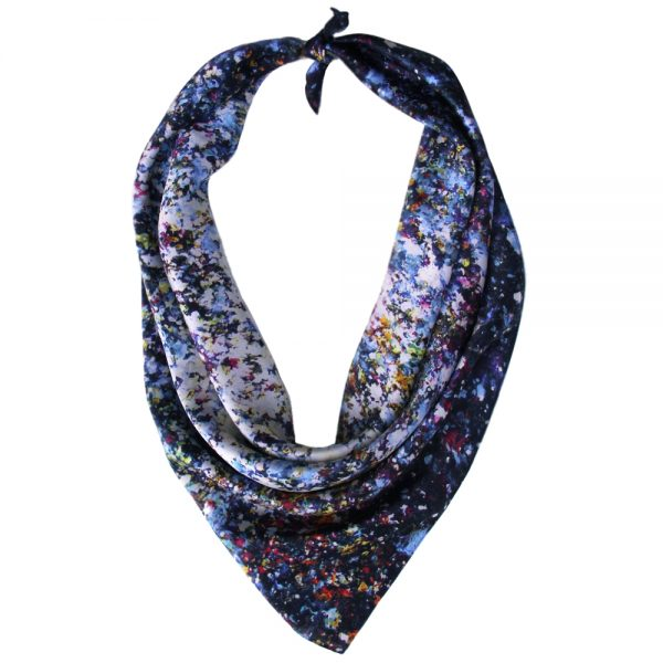 Aithne - Square Silk Stardust4