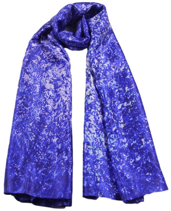 Aithne - Silk Scarf The Constellations1