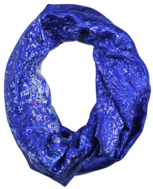 Aithne - Silk Scarf The Constellations2
