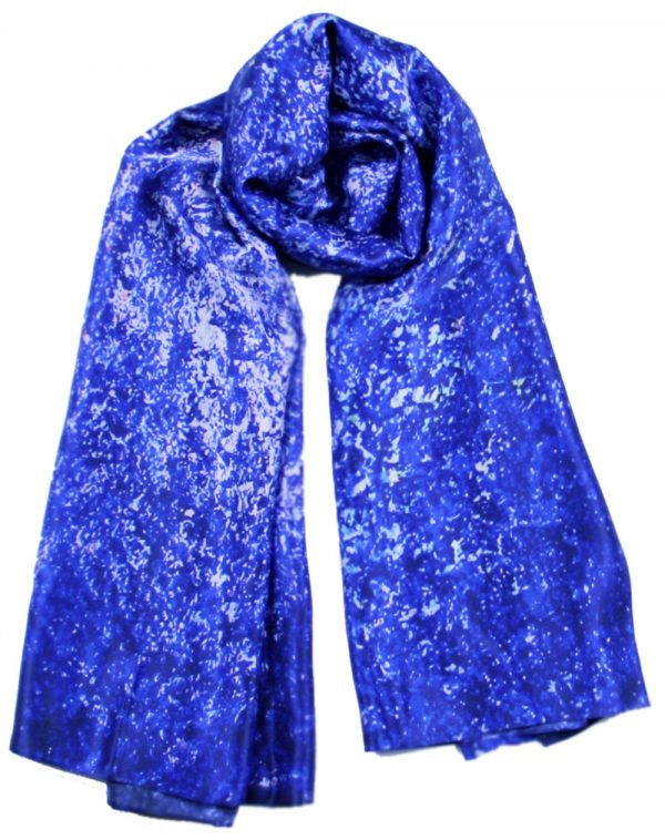 Aithne - Silk Scarf The Constellations3