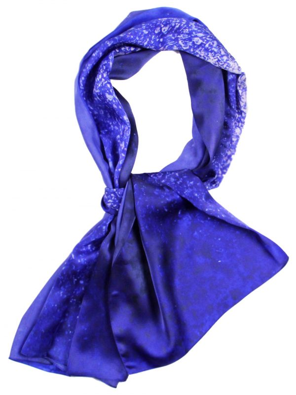 Aithne - Silk Scarf The Milky Way